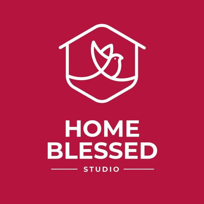 Logo Home Blessed